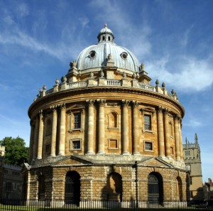 The Radcliffe Camera (photo by Tom Murphy VII)
