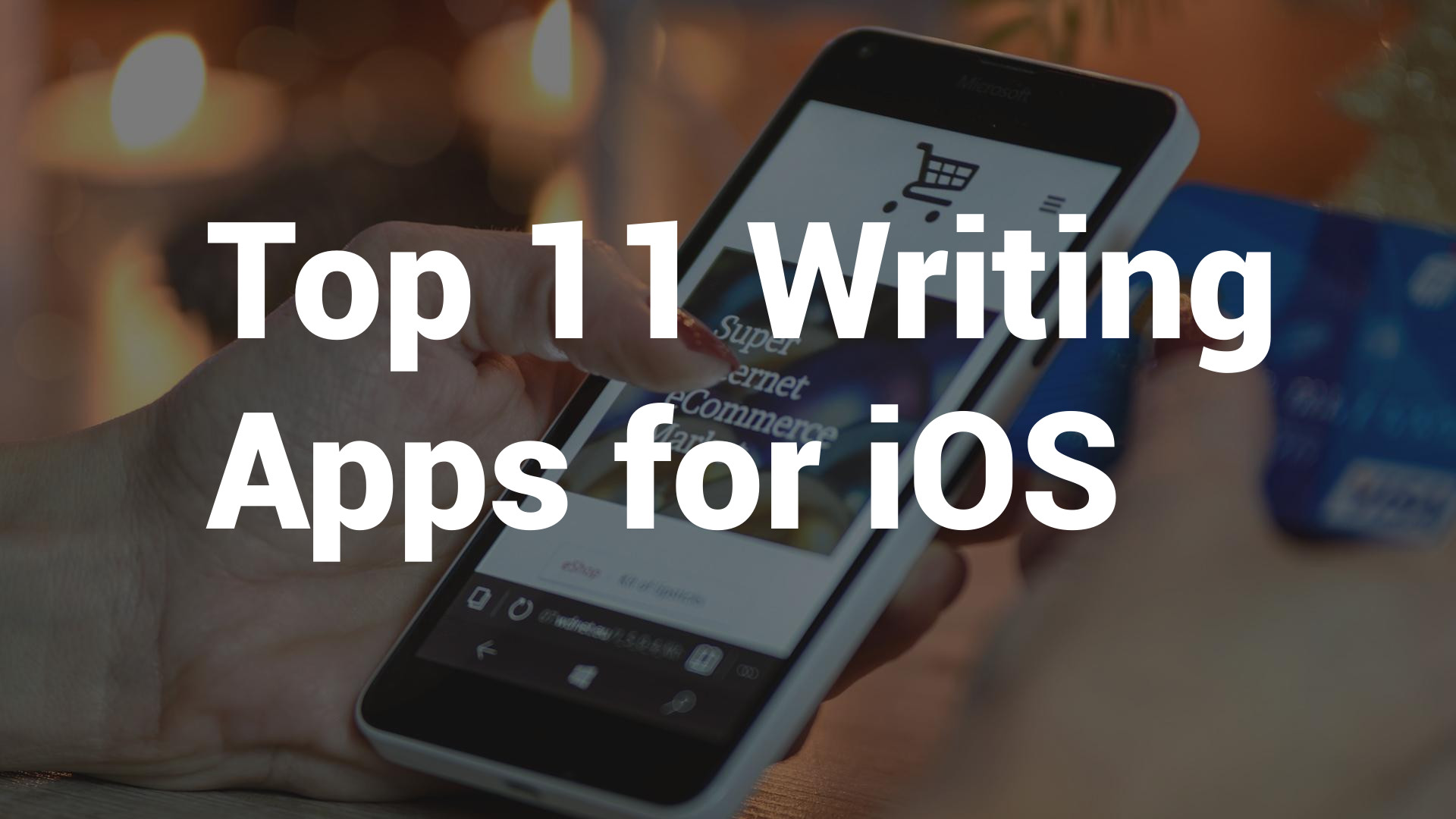 top-writing-apps-ios