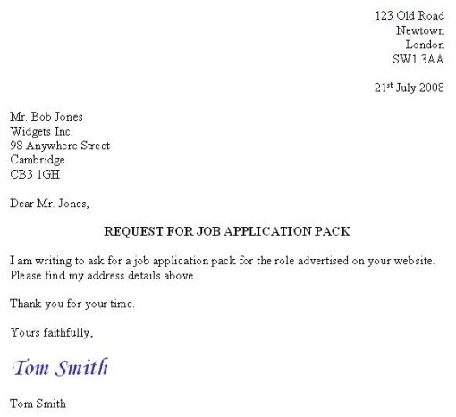 How to format a uk business letter for To whom should i address a cover letter